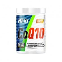Антиоксидант Fit-Rx Coenzyme Q10 60 капсул
